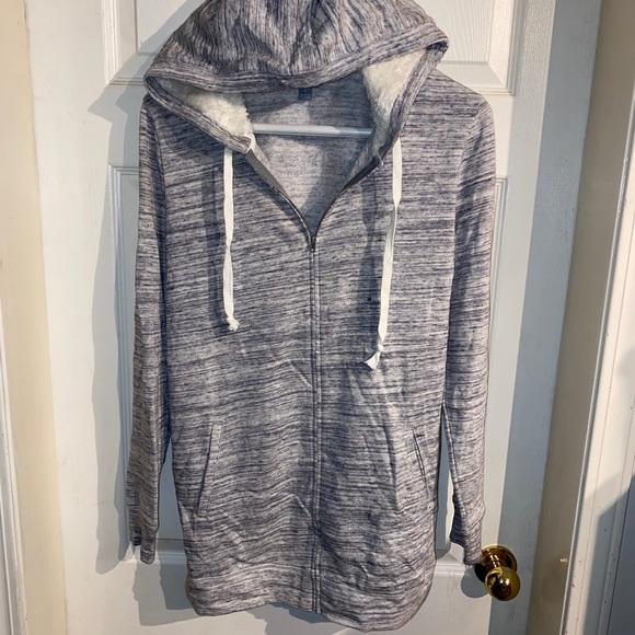 Aerie zip up hoodie size M